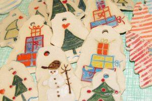 zauberhafter Weihnachtsschmuck - Soet Pottery